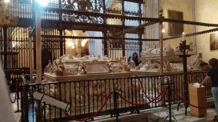 Tumbas, Monasteries and Pionono's…Granada, España