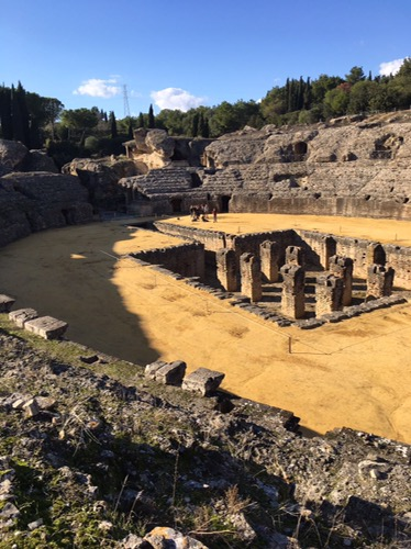 Italica for all you Game of Thronesfans…